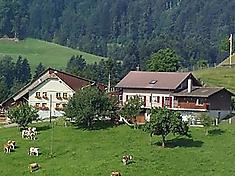 Ferienhaus in Menzberg, Bern. Kundenbewertung: 5 von 5 Punkten