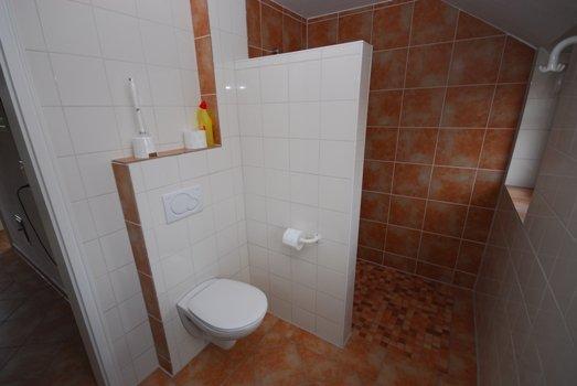 Vorhang Dusche Fenster : Die ebenerdige Dusche (ohne Vorhang) lädt ...