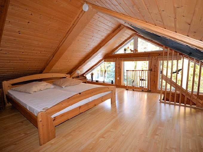 Schwedenhaus schlafzimmer  Schwedenhaus mit Seeblick am Bredreven bei tourist-online buchen ...