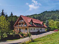 Ferienwohnung in Berghaupten, Rhein. Kundenbewertung: 5 von 5 Punkten