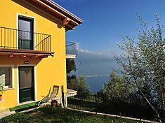 Ferienwohnung in Tignale, Gardasee. Kundenbewertung: 5 von 5 Punkten