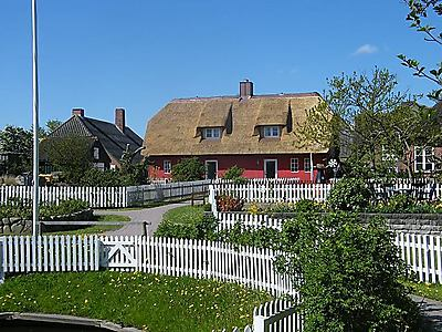 Ferienwohnungen Oland 1+2
