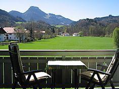 Ferienwohnung in Oberaudorf, Chiemsee. Kundenbewertung: 5 von 5 Punkten