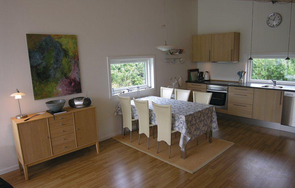 ferienhaus vestervig f r 6 personen bei tourist online. Black Bedroom Furniture Sets. Home Design Ideas