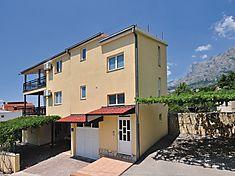 Ferienwohnung in Makarska, Dalmatien-Süd (Küste). Kundenbewertung: 5 von 5 Punkten