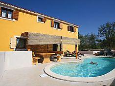 Ferienhaus in Krnica, Istrien. Kundenbewertung: 5 von 5 Punkten