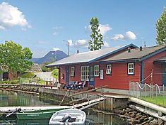 Ferienhaus in Akra, Hardangerfjorden. Kundenbewertung: 5 von 5 Punkten