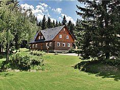 Ferienhaus in Smrzovka, Sudeten. Kundenbewertung: 5 von 5 Punkten