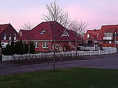 Ferienwohnung in Norddeich, Ostfriesland. Kundenbewertung: 5 von 5 Punkten